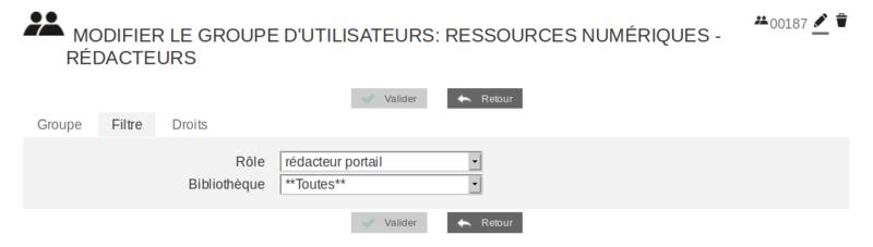 Fichier:Gestion des groupes - Modifier le groupe - Filtre.png